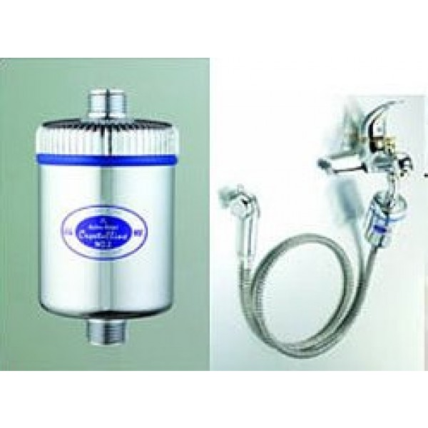 kdf shower filter product accessories glowing health. Black Bedroom Furniture Sets. Home Design Ideas