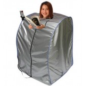 Lotus FIR Sauna - Mobile Sit-in Sauna  - Infrared Therapy for  Rapid Joints and body pain relief !
